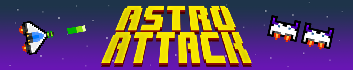 AstroAttackBanner