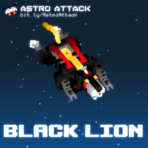 astron_black_lion